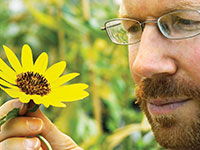 The Garden Welcomes Dr. Loren Rieseberg