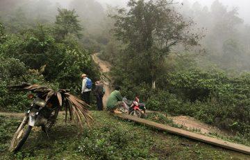 Trekking in the Mountains of Northern Vietnam