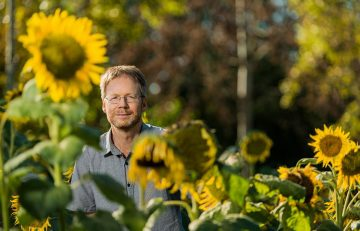 Garden Research Director Elected to the US National Academy of Sciences
